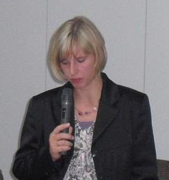 Kämmerin Kathrin Kipke