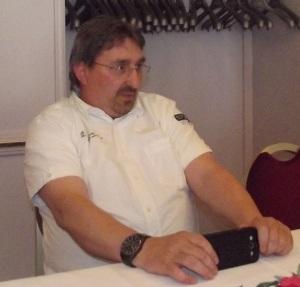 Hat keine Lust, Prügelknabe zu sein: Frank Schmeil (CDU)