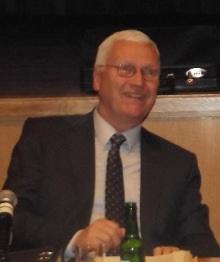 Klaus Stöfen im Oktober 2012 in Schwarzenbek